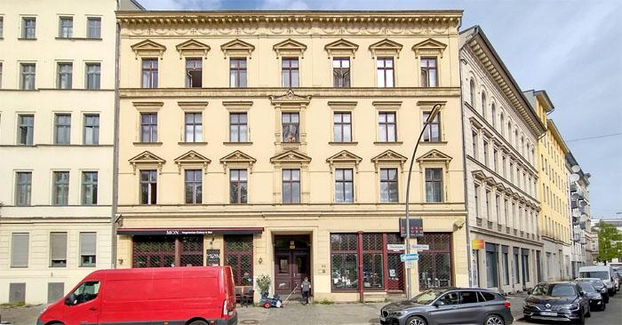 Vorderhaus Oranienplatz 5