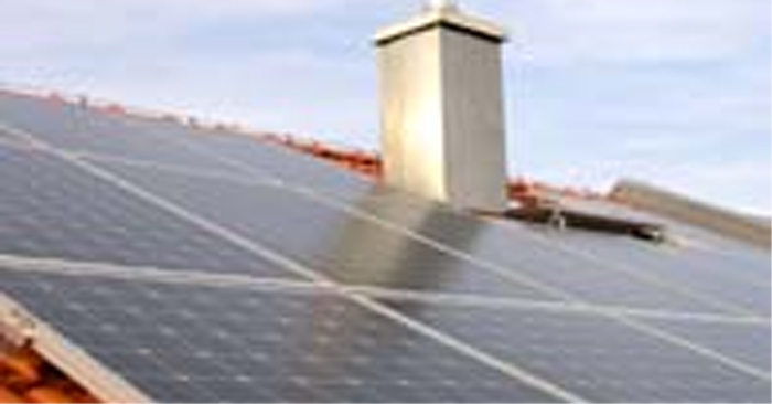 Photovoltaik-Anlage Johannisthal