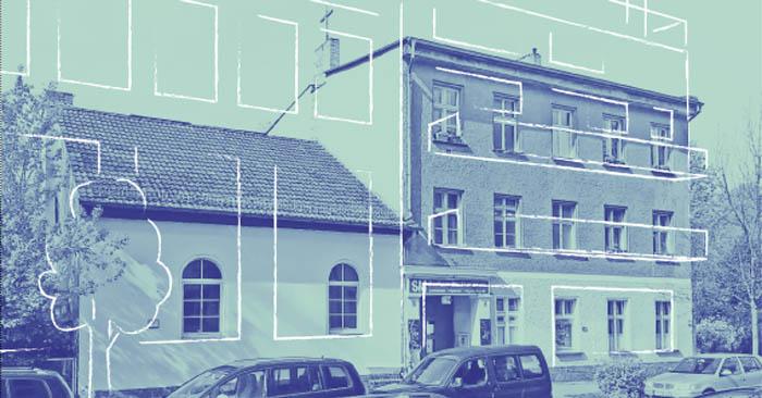Wohn- und Gemeindehaus