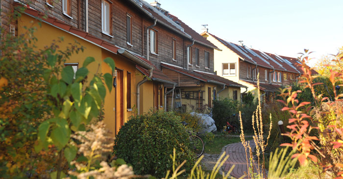 Ökologische Siedlung Johannisthal